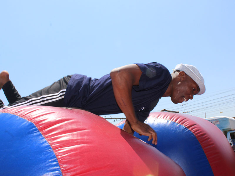 Team Building Wipe Out Gallery 03