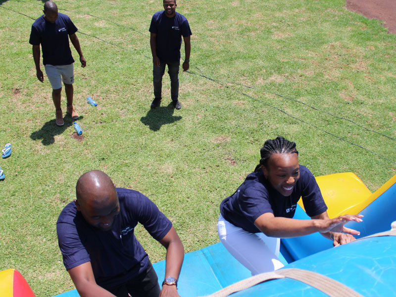 Team Building Wipe Out Gallery 05